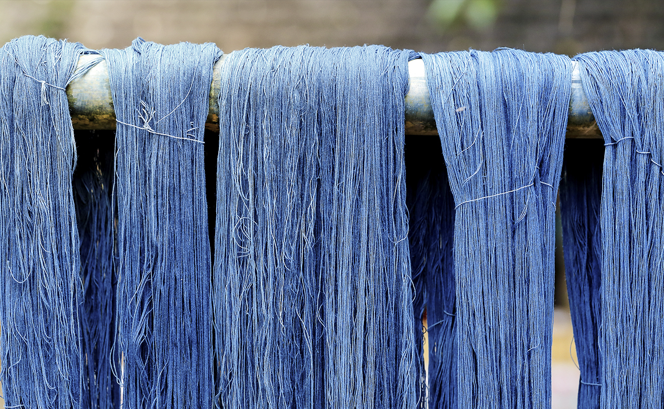 EZE da onde vem o índigo que garante o azul do jeans