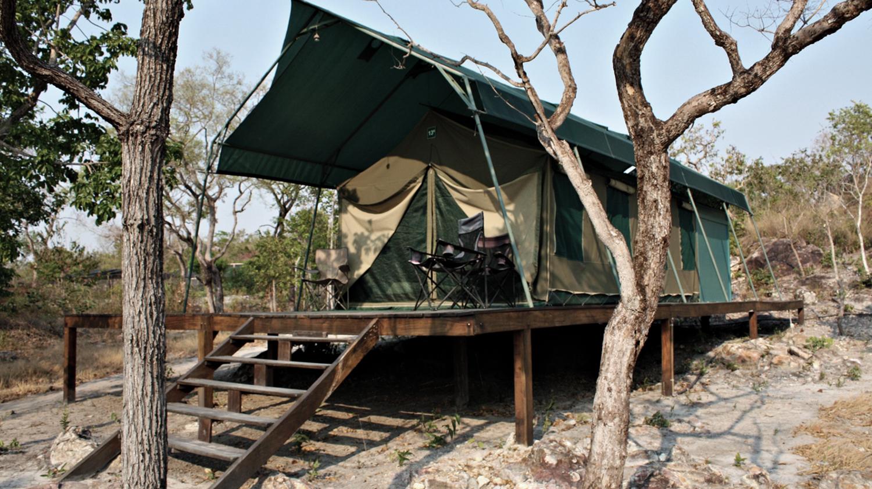 EZE - Turismo Verde: Korubo Safari Camp